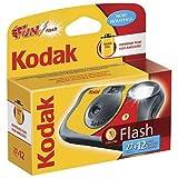 Kodak Fun Saver 27+12 3920949 Einwegkamera (3m Blitzbereich, 135...