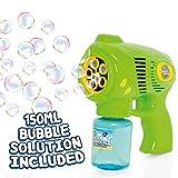 Bubble Mania - Seifenblasenpistole - Automatische Seifenblasenmaschine für...