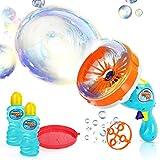 Ucradle Bubble Maschine Pistole, Riesenseifenblasen Spielzeug für Kinder&...