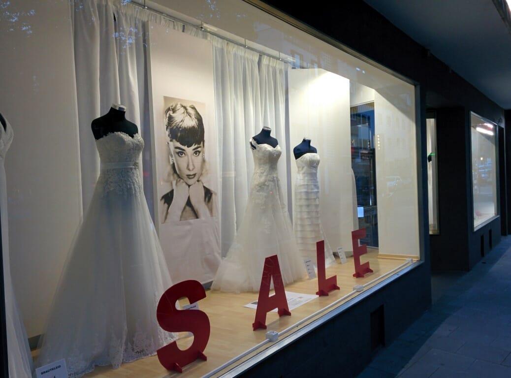 Das Brautkleid kaufen