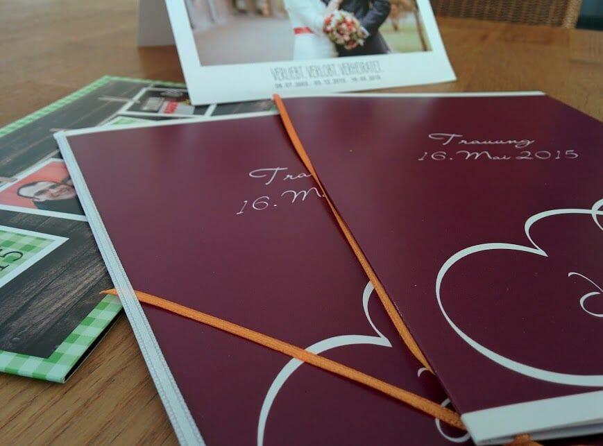 Hochzeits-Einladungen selber gestalten
