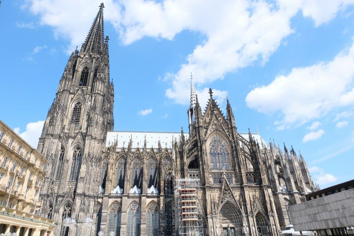 Kirche für die Trauung suchen: Kölner Dom