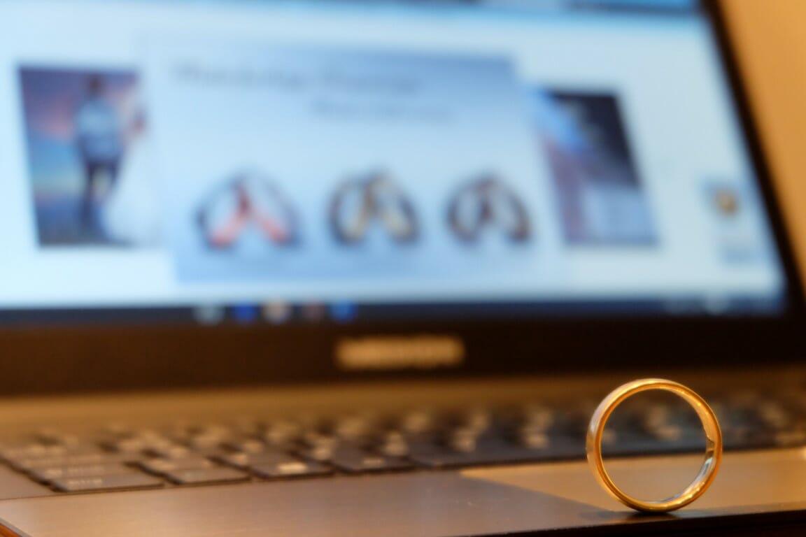 Trauringe und Eheringe online bestellen